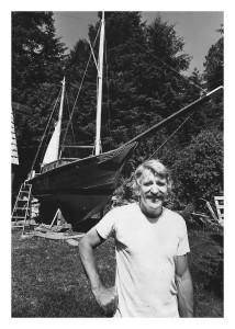 Harold Balazs art Boat