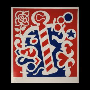 Harold Balazs ART Au American Trellis 1975 #5/35